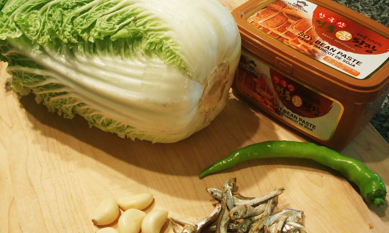 napa-cabbage-soybean-paste-soup-ingredients